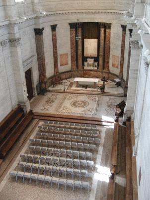 Chapelle séminaire Viviers